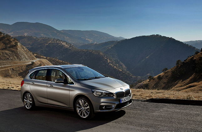 2020 BMW 2 Series Active Tourer