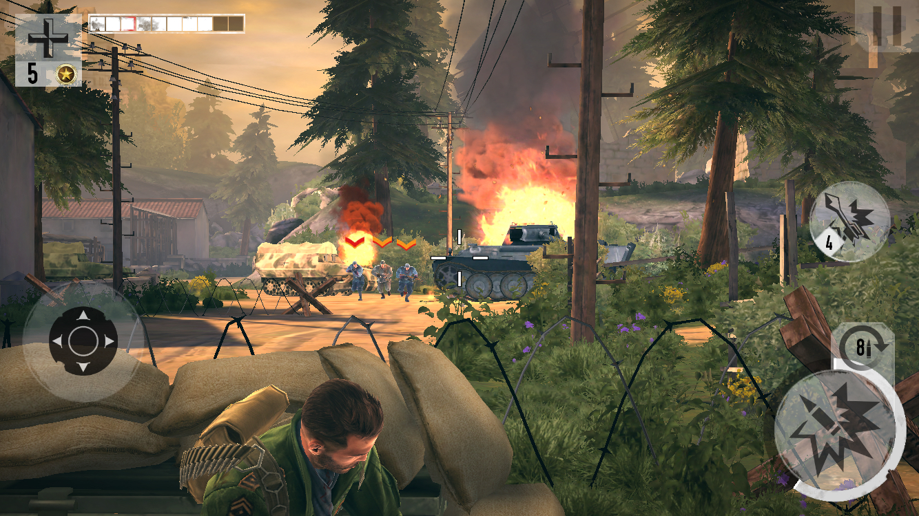 Brothers In Arms 3 v1.4.4c Mod (APK+DATA) - SATYANDROID ...
