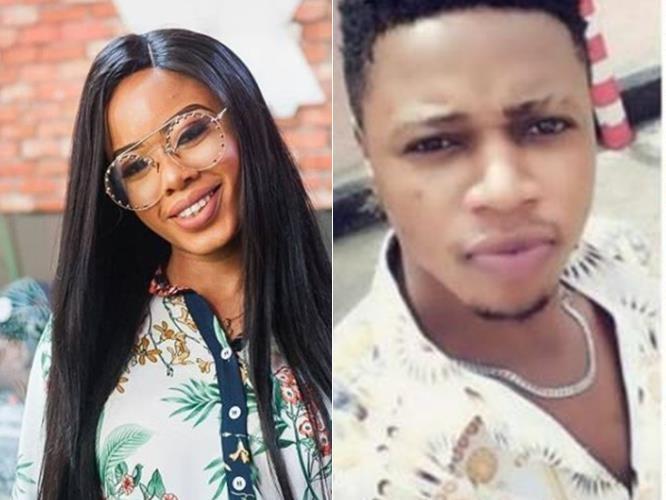 Bbnaija: Nina's Ex-boyfriend, Collins Laments Over Impostor Accounts