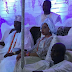 Photos from Ooni of Ife's wedding ceremony of the  to his new bride Wuraola