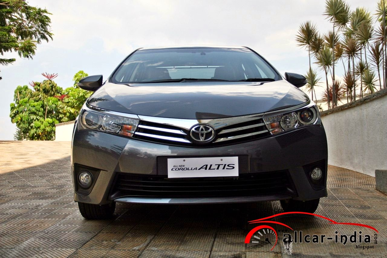 Brand New Toyota Altis Price Grand Avanza Serayamotor Automotive Craze 2014 Corolla India