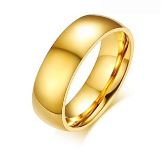 mens ring designs in gold