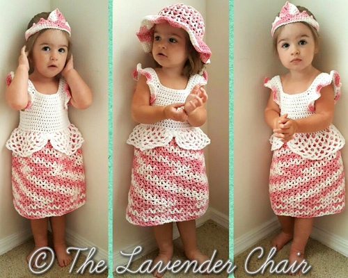 Valerie's Princess Dress - Free Pattern