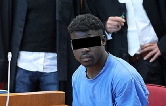 Ghanaian asylum seeker charged with rape in Germany