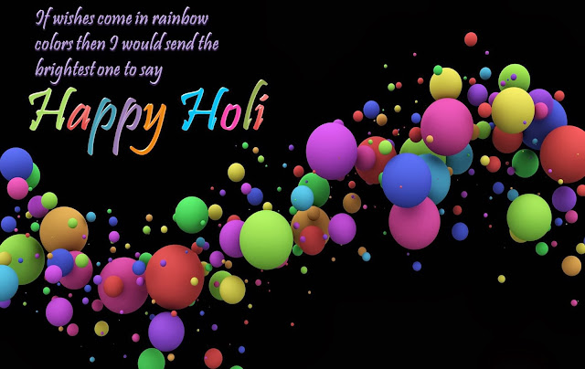 Happy Holi Quotes for Facebook Status