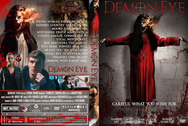 Demon Eye DVD DVD Cover