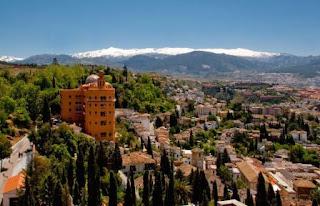 2. Hotel Alhambra Palace, Granada