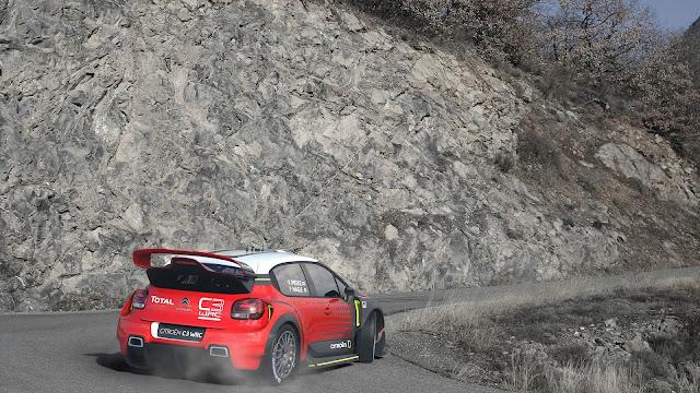 Citroen C3 WRC 2017 - Un vehículo listo para los rallys a escala mundial