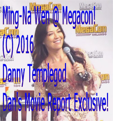 Ming-Na Wen at 2016 Megacon EXCLUSIVE!