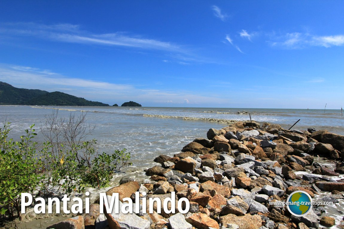 Virus Corona Di Pantai Malindo, Balik Pulau, PP..