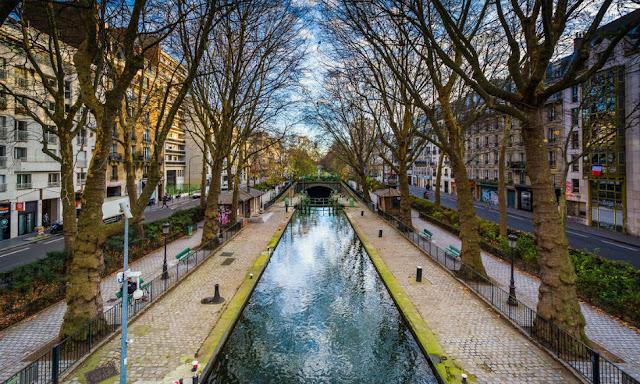 Paris em Maio