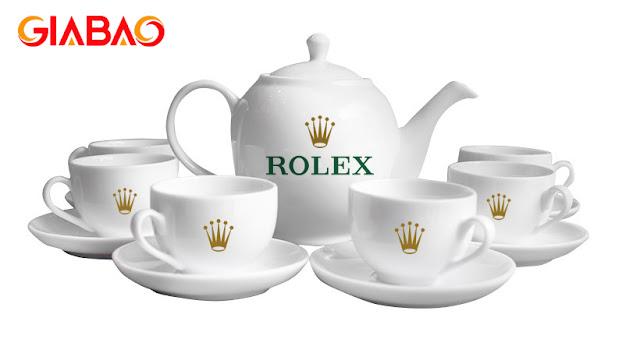 hình ảnh sản phẩm ấm trà bát tràng được bảo quản tốt
