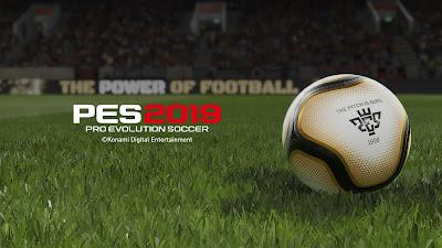 لعبة  PRO EVOLUTION SOCCER 19 مهكرة للأندرويد، لعبة PES 2019 كاملة للأندرويد