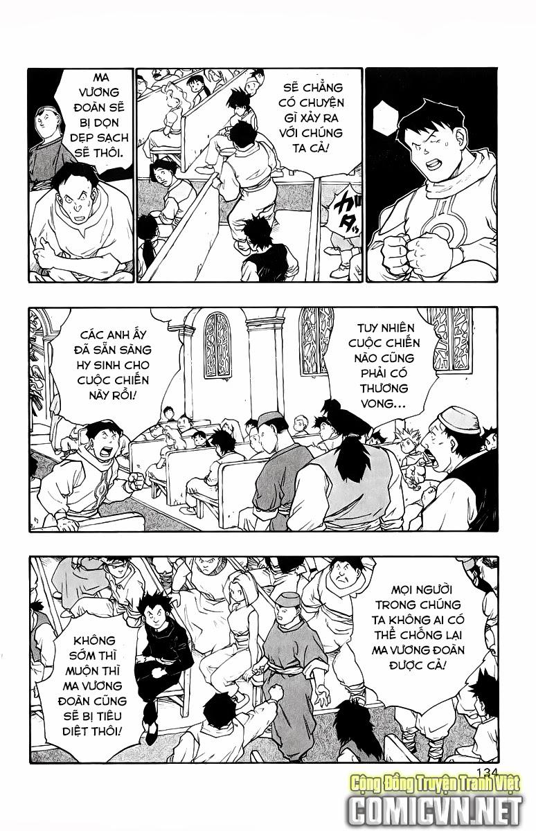 Dragon Quest: Emblem of Roto chapter 28 trang 35
