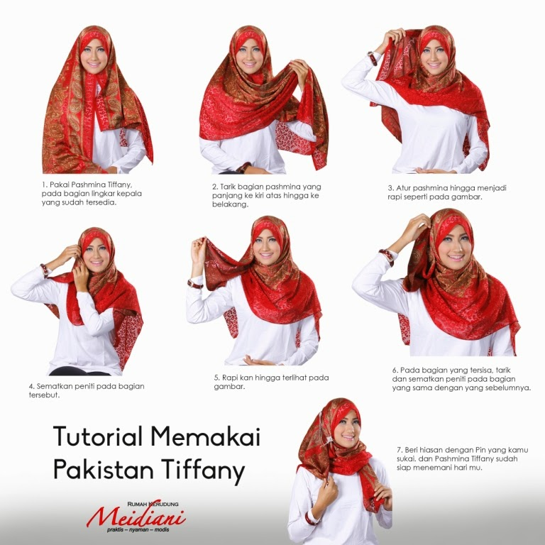 Tutorial Pakistan Tiffany