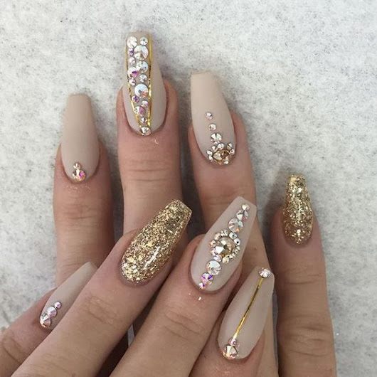 Attractive Nails Design You Never Miss