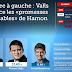 Primaire à gauche : Hamon devance Valls