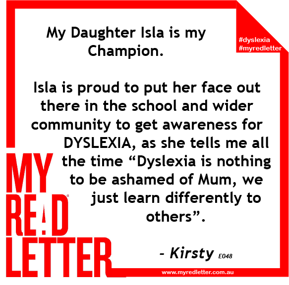 My Red Letter 2017 - E048 - Kirsty - My Red Letter