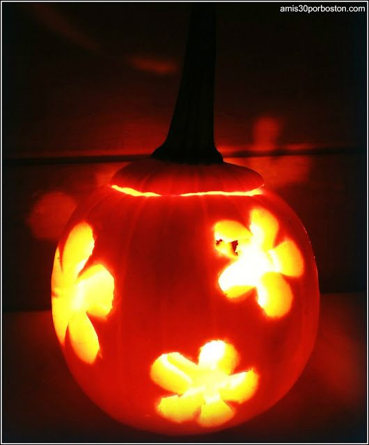 Mi Calabaza de Halloween