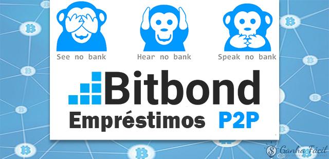 bitbond p2p empréstimos bitcoin dinheiro loan ganha ganhar btc
