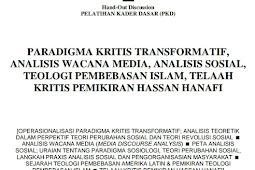 (Ebook) Materi PKD Paradigma dan Analisis Wacana Sosial