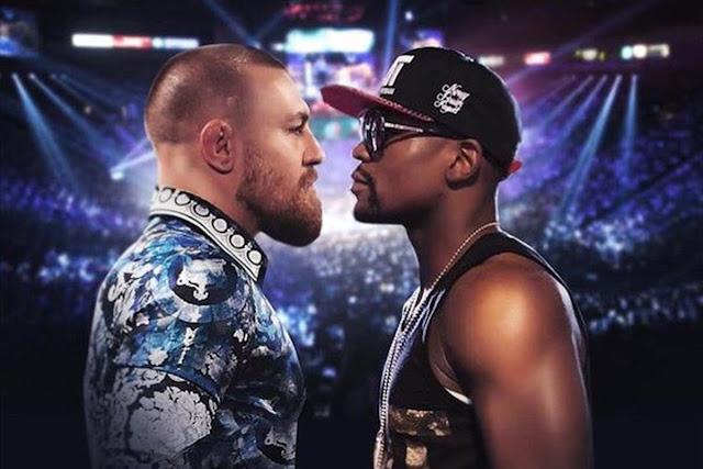 جميع القنوات التي تنقل بث مباشر نزال ملاكمة مايويذر ماكغريغور مباراة البوكس بين  Mayweather vs McGregor
