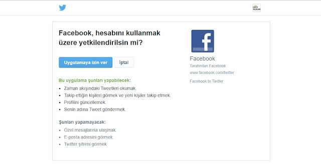 facebook-ve-twitter-izin-ver-bölümü