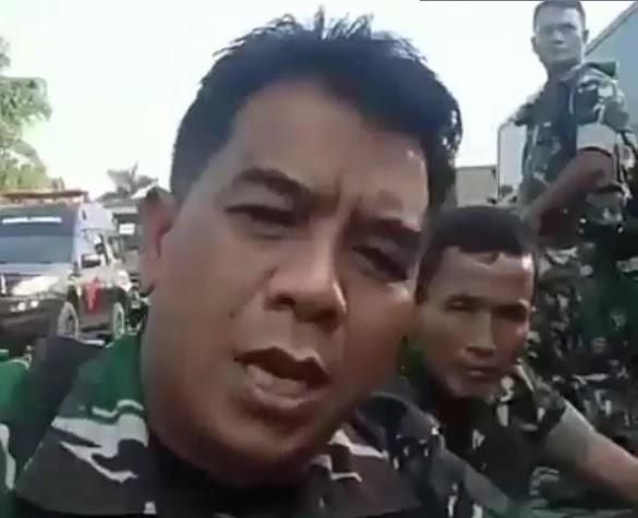 Viral Video Prajurit TNI Sebut Akan Kawal Kedaulatan Rakyat