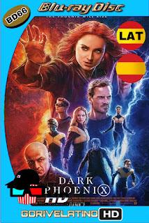 X-Men Fenix Oscura CAS-LAT (2019) Full 4K BD66 ISO