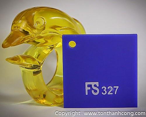Mica Đài Loan FS327