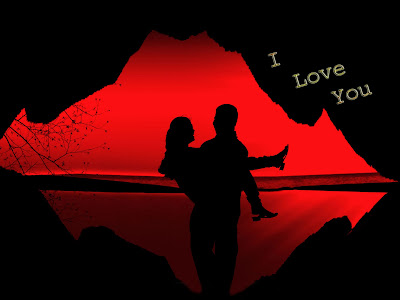 Wallpaper-love-couble-in-romantic-mood