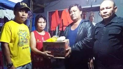 Ormas di Sulut Peduli Korban Banjir dan Longsor Kota Manado