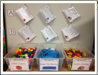 Math Action Cards