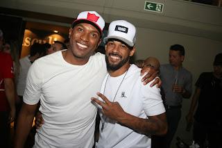Gibão e Bruno Silva