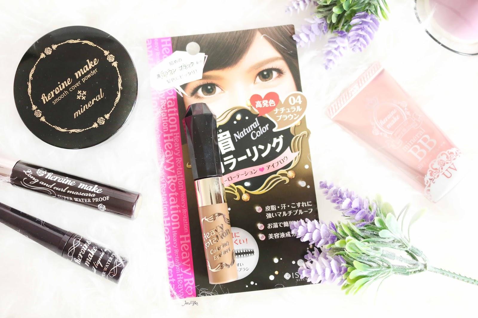 makeup, drugstore, makeup murah, review, beauty, beauty blog indonesia, makeup pemula, makeup untuk pemula, makeup murah indo, heavy rotation, coloring eyebrow