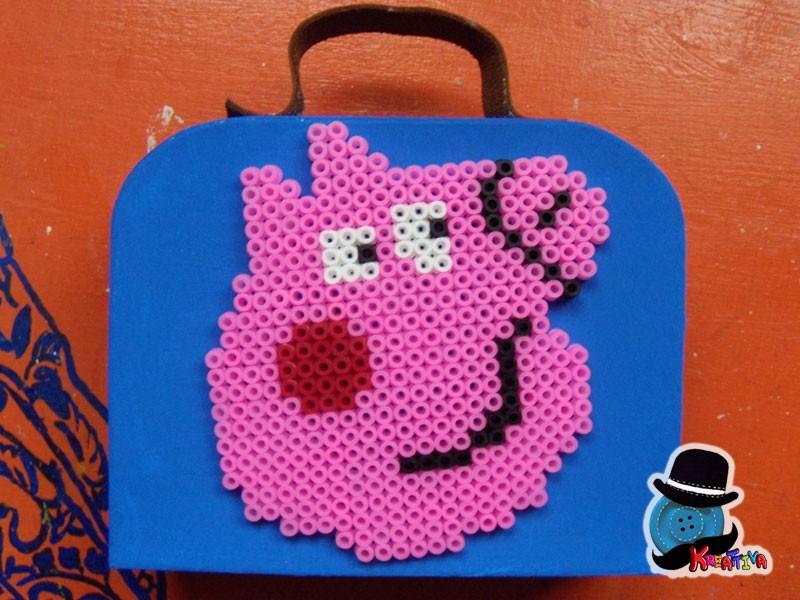 Favorito Lavoretti creativi dell'estate con perline da stirare - Kreattivablog EC29