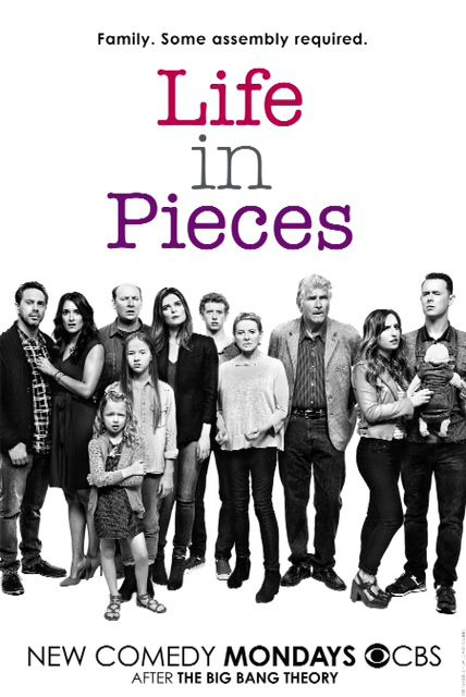 Life in Pieces (2015-) ταινιες online seires xrysoi greek subs