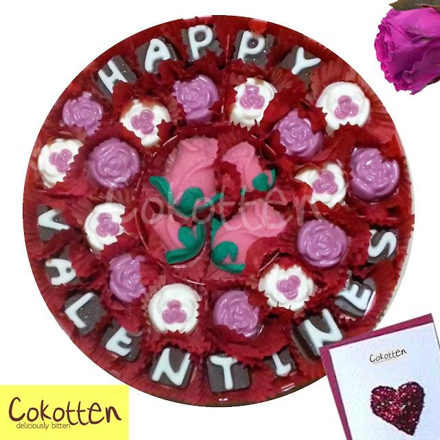 Cokelat Valentine - Katakan Cinta dengan Cokelat Hari Kasih Sayang Istimewa Cokotten Depok