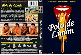 Carátula dvd Polo de limón