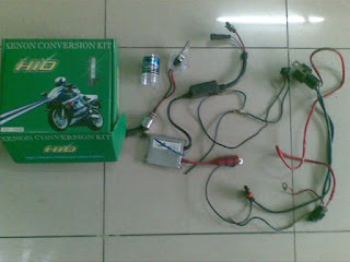 Aksesoris Modifikasi Motor Bebek