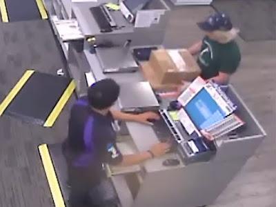 Austin bomber surveillance video