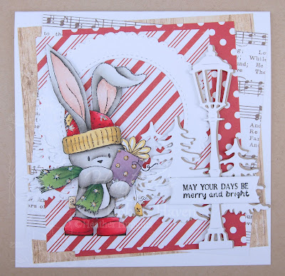 Heather's Hobbie Haven - Christmas Present Card