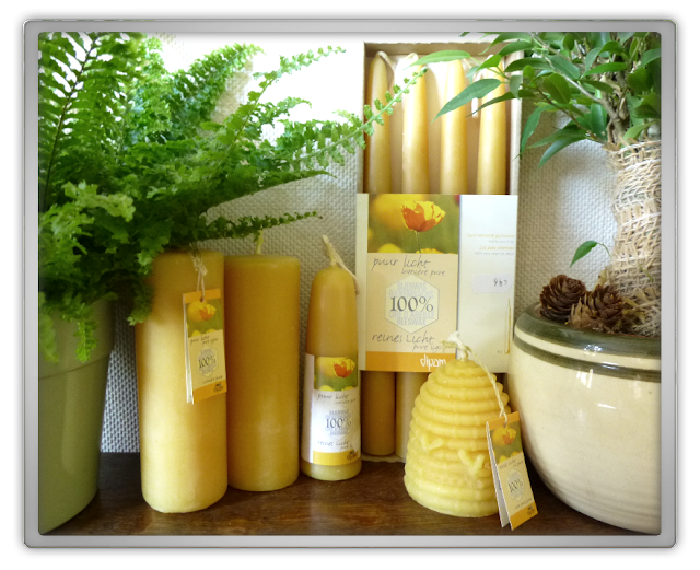 Dipam bijenwaskaarsen shoplog en review