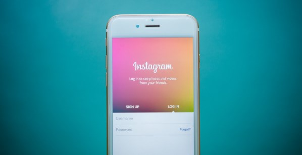 Instagram Login Using Facebook