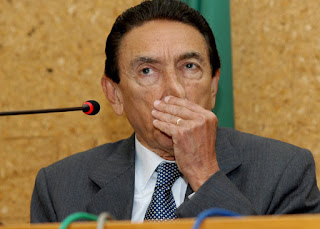Janot pede abertura de inquérito contra Lobão