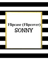 Flip case (Flip Cover) Untuk Handphone Sonny
