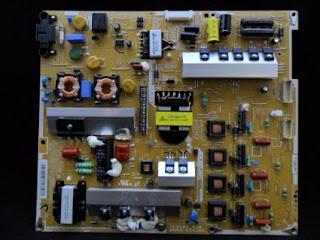 Cara Memperbaiki LED TV Samsung Kerusakan Mati Total (No Power)