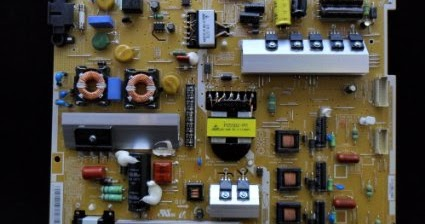 Cara Memperbaiki LED TV Samsung Kerusakan Mati Total (No ...