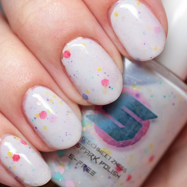 Shinespark Polish Glitchy Schweetzness