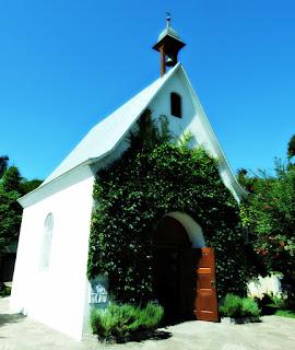 Capela do Santuário de Schoenstatt - Vila Assunção, Porto Alegre